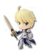 main photo of Ichiban Kuji Premium Type-Moon ~10-shuunen Kinen~ 2 Saber Special: Saber Kyun-Chara