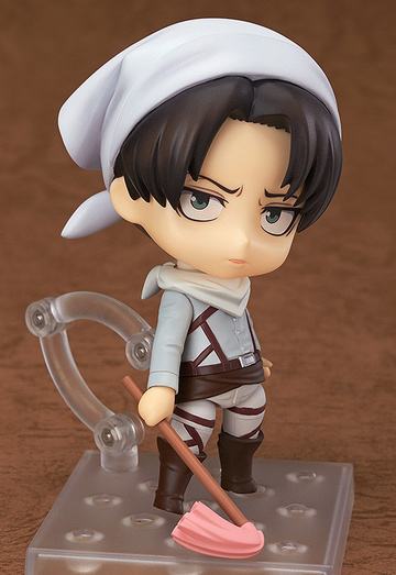 main photo of Nendoroid Levi Cleaning ver.