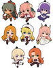 photo of Dragonar Academy Petanko Trading Rubber Strap: Anya
