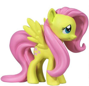 main photo of Vinyl Collection My Little Pony: Fluttershy