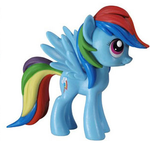 main photo of Vinyl Collection My Little Pony: Rainbow Dash