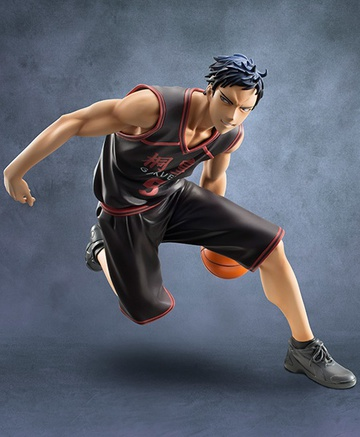 main photo of Kuroko no Basket Figure Series Aomine Daiki