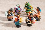 photo of Chess Piece Collection R Strong 9 Special Collaboration Set: Luffy & Yun