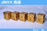 photo of JBOX Gold Bronze Saints: Andromeda Clothbox
