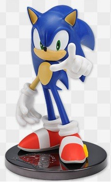 main photo of PM Figure Sonic the Hedgehog 20th Anniversary Edition