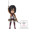photo of Shingeki no Kyojin World Collectable Figure vol.1: Mikasa Ackerman