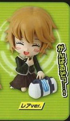 main photo of Deformed Figure Series Dangan Ronpa: The Animation: Fujisaki Chihiro Rare Ver.
