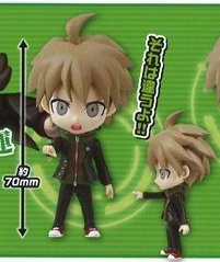 main photo of Deformed Figure Series Dangan Ronpa: The Animation: Naegi Makoto