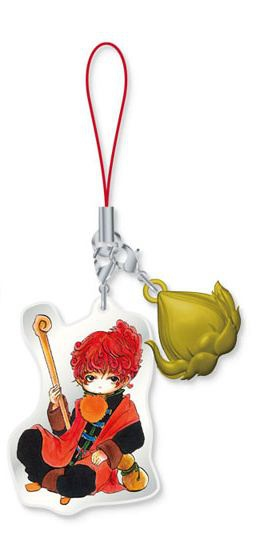 main photo of Hozuki no Reitetsu Metal Strap Part.3: Houou