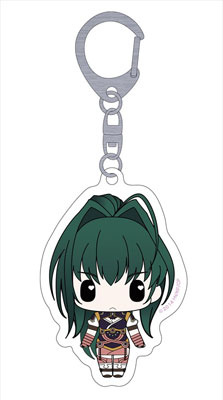 main photo of Hitsugi no Chaika Acrylic Keychain: Akari Acura