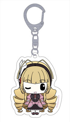 main photo of Hitsugi no Chaika Acrylic Keychain: Fredrica