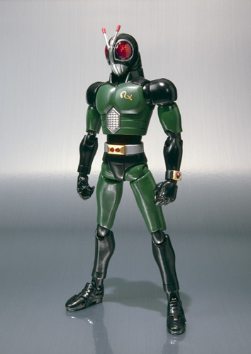 main photo of S.H.Figurats Kamen Rider Black RX