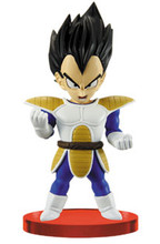 main photo of Dragon Ball Z World Collectable Figure vol.1: Vegeta