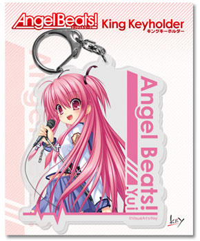 main photo of Angel Beats! King Keyholder: Yui