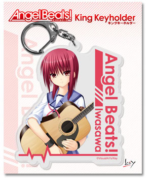 main photo of Angel Beats! King Keyholder: Iwasawa Masami