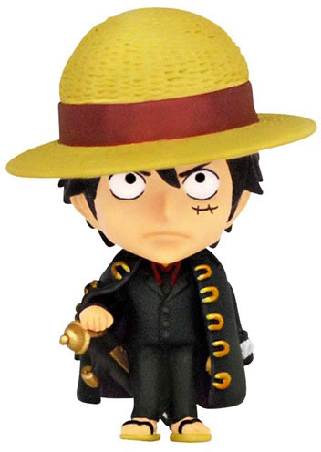 main photo of Anichara Heroes ONE PIECE Strong World: Monkey D. Luffy