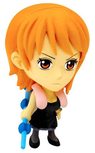 main photo of Anichara Heroes ONE PIECE Strong World: Nami