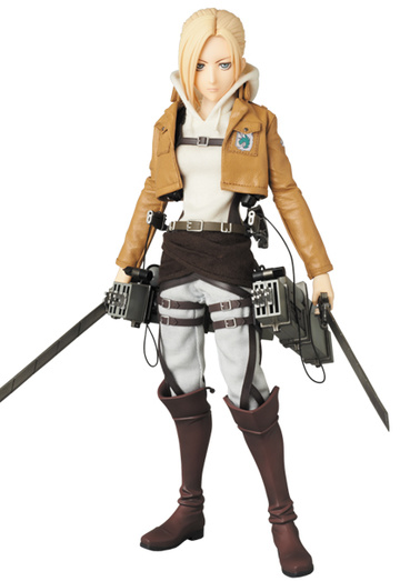 main photo of Real Action Heroes No.671 Annie Leonhardt