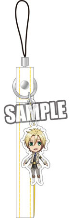main photo of Kamigami no Asobi Cellphone Strap: Apollon Agana Belea