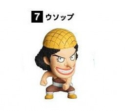 main photo of Anime Heroes ONE PIECE Vol.1 ~Grand Line Totsunyu Hen~: Usopp