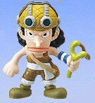 main photo of OP Figure Collection 04 Water Seven: Usopp