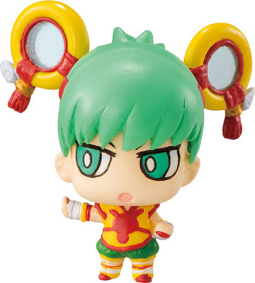 main photo of Chara Fortune Plus Series Tiger & Bunny Wild★Hero Fortune!: Dragon Kid