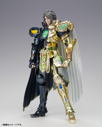 main photo of Saint Cloth Legend: Gemini Saga