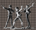 photo of Door Painting Collection Figure Monkey D. Luffy The Three Musketeers 1.5 Ver.