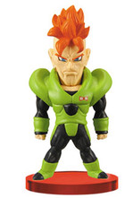 main photo of Dragon Ball Z World Collectable Figure vol.6: Ju-roku Gou (Android 16)