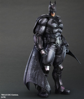 main photo of Play Arts Kai Batman Arkham Origins