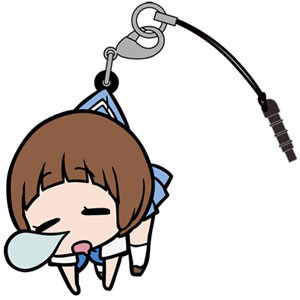 main photo of Kill la Kill Tsumamare Pinched Strap: Mankanshoku Mako Goodnight Ver.