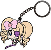 photo of Kill la Kill Tsumamare Pinched Keychain: Harime Nui