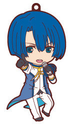 main photo of Nendoroid Plus Trading Rubber Strap Uta no Prince-sama Maji LOVE 2000% 01: Masato Hijirikawa