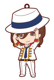 main photo of Nendoroid Plus Trading Rubber Strap Uta no Prince-sama Maji LOVE 2000% 01: Reiji Kotobuki