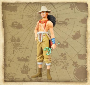 main photo of Chouzokei Damashii One Piece (4) New World: Usopp
