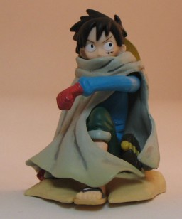 main photo of One Piece Diorama World Part 2: Monkey D. Luffy