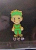 photo of Hunter x Hunter Pins Set: Hisoka