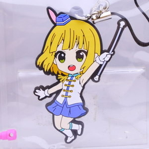 main photo of Pic-Lil! Tamako Market Trading Strap: Tokiwa Midori Secret ver.