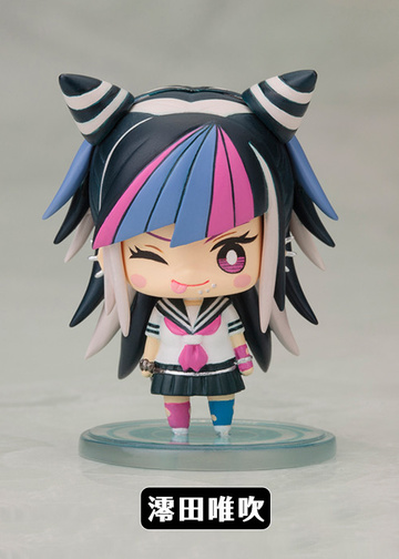 main photo of One Coin Mini Figure Collection Super Danganronpa 2 CHARACTER 02: Ibuki Mioda
