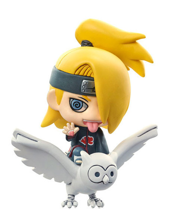 main photo of Petit Chara Land Naruto Shippuden: Kuchiyose! Naruto to Akatsuki Hen Part.1: Deidara