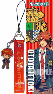 main photo of Uta no Prince-sama Maji LOVE 1000% Cell Phone Strap Ver.1: Otoya Ittoki