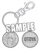 photo of Uta no Prince-sama Maji LOVE 1000% Medal Keychain: Otoya Ittoki