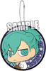 photo of Uta no Prince-sama Coaster Shaped Rubber Keychain: Ai Mikaze