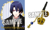 photo of Uta no Prince-sama Crown Earphone Jack: Masato Hijirikawa Black Ver.