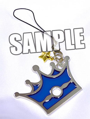 main photo of Uta no Prince-sama Clear Crown Strap: Masato Hijirikawa