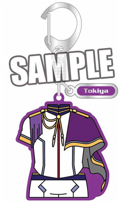 main photo of Uta no Prince-sama Maji LOVE 2000% Costume Style Keychain: Tokiya Ichinose
