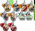 photo of Haikyuu!! Metal Charm Collection: Kei Tsukishima