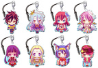 photo of No Game No Life Trading Metal Charm Strap: Tet