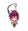 photo of No Game No Life Trading Metal Charm Strap: Sora