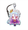 photo of No Game No Life Trading Metal Charm Strap: Shiro
